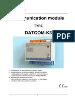 DATCOM K3