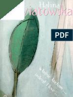 Halina Powiatowska Indeed I Love (Poems)