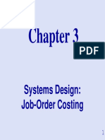 Job Order Costing Lecture
