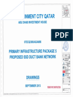 IFC Drawings for SSD Duct Bank Network