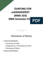 AFM MBA PTU