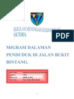 31245241 Kerja Khusus Migrasi Dalaman Penduduk 2010 Full Edition