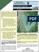 Laguna Lakeshore Expressway Dike Project