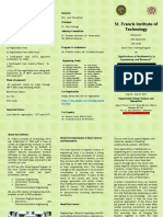 Applied Matematics Brochure