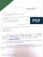 Diligencias previas por malversación contra Celia Mayer y Sánchez Mato
