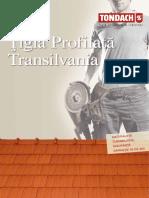 Catalog Tondach Tigla Profilata Transilvania 2015 Web