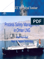 Process Safety Management Oman Lng