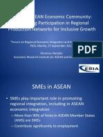 SMEs in ASEAN Economic Community_Dionisius Narjoko