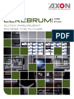 Cerebrum - Case Study Dutch Parliament