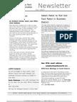 EPSA Newsletter Fall 07