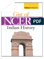 The Gist of NCERT - Indian History.pdf