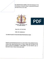 Public Protector report on Absa