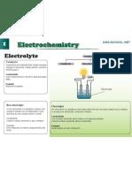 Chemistry - Electrolyte