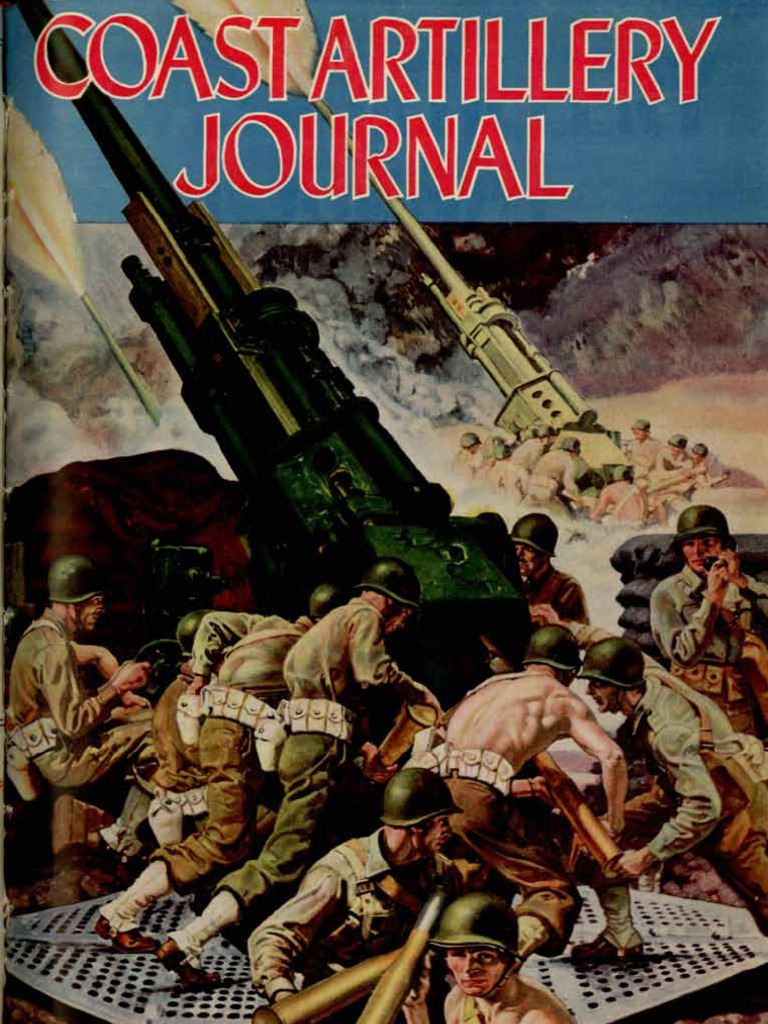 Coast Artillery Journal Apr 1946 Anti Aircraft Warfare Fighter Servo Extension Cord Snaps Wiring Chuck Plug Holder Alex Nld