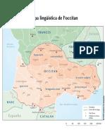 Carte Linguistique Occitan