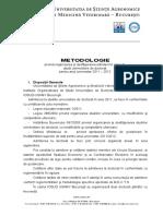 METODOLOGIE DOCTORAT