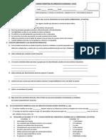 EXAMENNES DE FORCICI 2° Y 5°