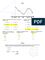 Prueba U6 - Aplicaciones de La Derivada - G4 - Correción