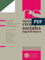 Galafassi Modernidad desarrollo y conflictividad social