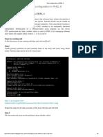 Raid Configuration in RHEL 6