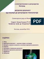Virtuelna Realnost Galuska-1