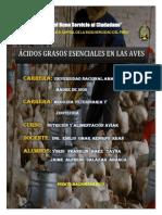 Monografia de Alimentos y Nutricion Aviar