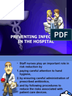 Preventing Infection Ppt