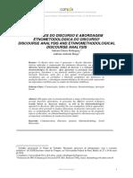 Discurso e Etnometodologia (1)