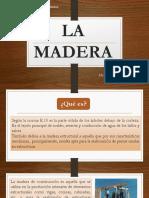 La Madera Uct