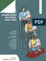 Sociología, economía en el Perú
