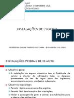 Instalações Prediais Aula 04(1)UNP