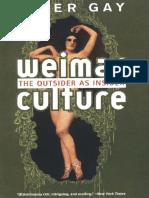 Weimar Culture - Gay, Peter.pdf