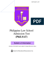 PhiLSAT_Bulletin_of_Information_022817.pdf