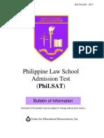 PhiLSAT_Bulletin_of_Information_022817.pdf