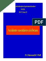 Accidents Vasculaires Cerebraux 02