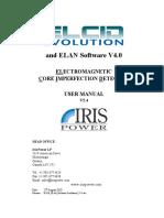 ELCID ELAN Evolution User Manual