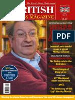 British Chess Magazine April 2017