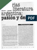 GRAMUGLIO - Historias de la literatura argentina, pasión y deseos