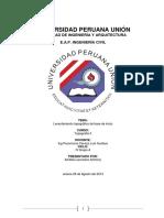 Informe Top. II