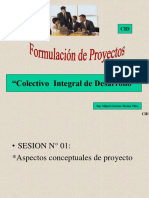 Formul de Proyectos Ipae