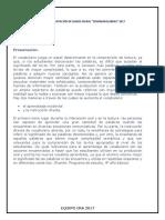 Implementación de Diario Mural Dominapalabras