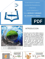 02 Modelos y Variables Del Desarrollo Urbano. Presentacion.