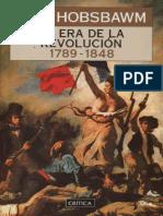 Eric Hobsbawm - La Era de Las Revoluciones - 1789-1848
