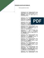 Feticom Convencao Construcao Civil 2016 2017