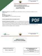 Formatos Proyecto de Aprendizaje 2015-2016