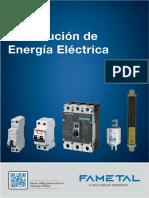Distribución de Energía Eléctrica