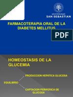Farmacologia Clase 21 Hipoglicemiantes uss