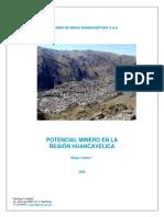 Potencial Minero de Huancavelica.pdf