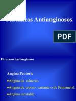 Farmacologia Clase 17 Antianginosos uss