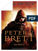 Peter v Brett Demon 1 Omul Pictat v 1 0
